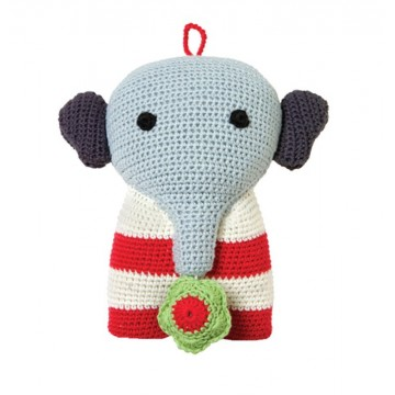 BASTIAN PELUCHE MUSICALE ELEPHANT FRANCK AND FISHER